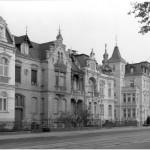 Häuserzeile Gründerzeit, Cottbus