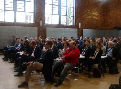 Rund 200 TeilnehmerInnen besuchten die ABIDA-Fachtagung