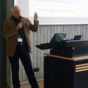Dr. Thilo Weichert sprach Car‐to‐Car‐Communication zwischen Crowdsourcing und digitaler Souveränität