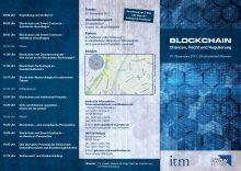 Blockchain - Chancen, Recht und Regulierung