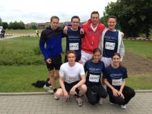 ITM-Team des Leonardo-Campus Run 2013